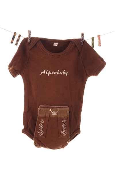 """Body """"Alpenbaby"""""""