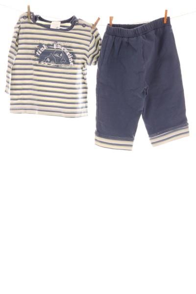 Set Stoffhose und Shirt