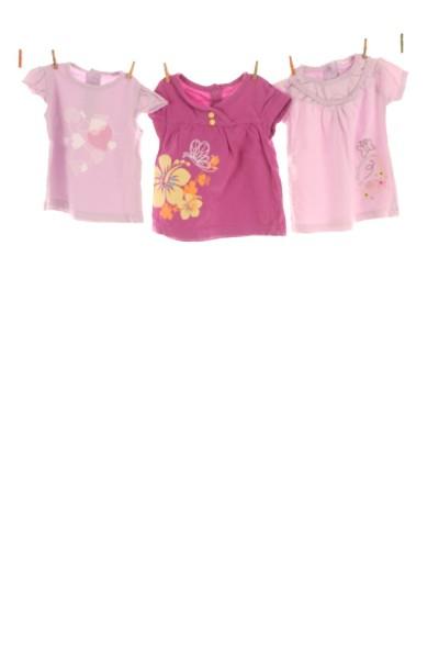 3er-Set Shirts