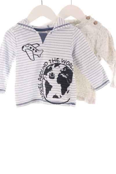 Baby 2er-Set Pullover