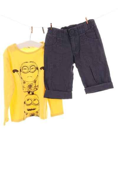 "Shirt ""Minions"" und Hose"