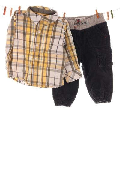 Hemd und Hose
