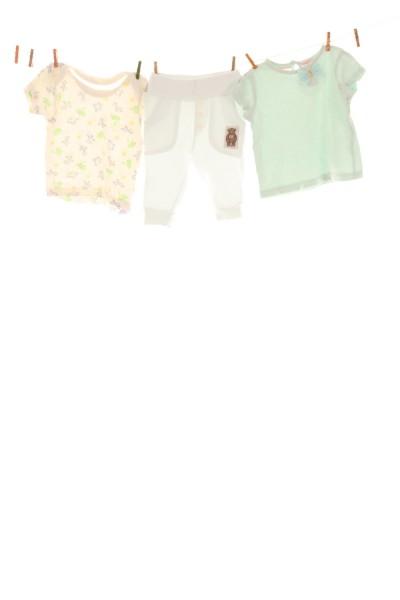 3er Set T-Shirts und Hose