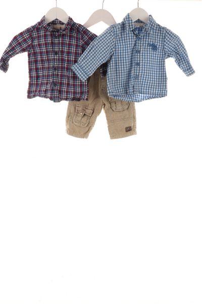 Hemden und Hose