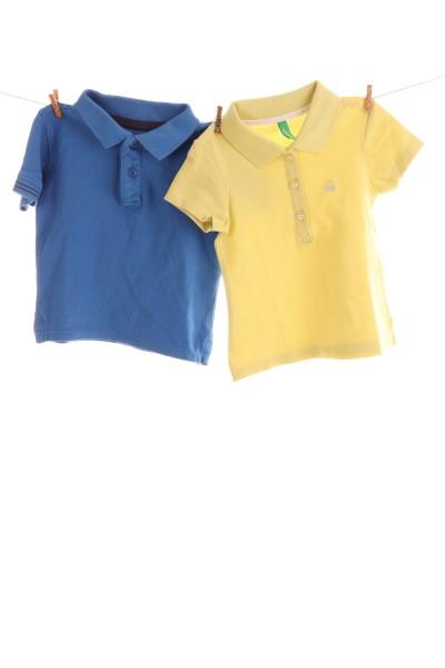2er-Set Poloshirts