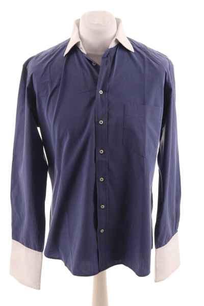 Langärmeliges Hemd