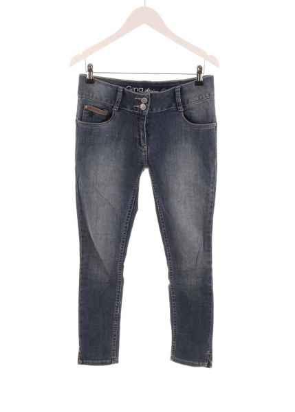 Slim 7/8-Jeans