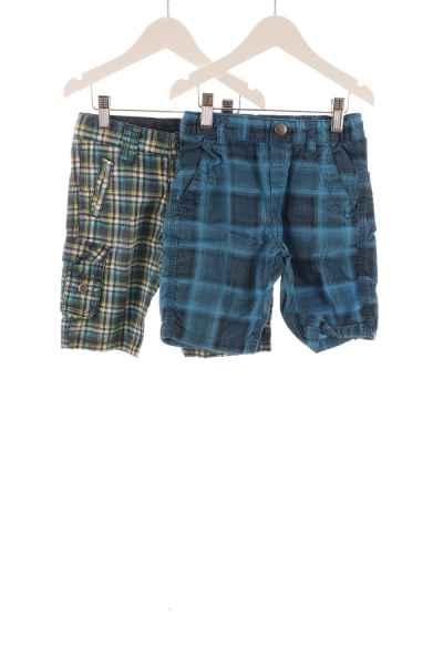 Kinder 2er-Set Shorts
