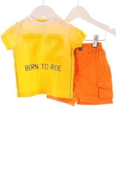 Baby T-Shirt mit Shorts