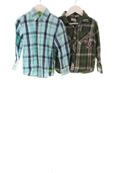 2er-Pack Hemden