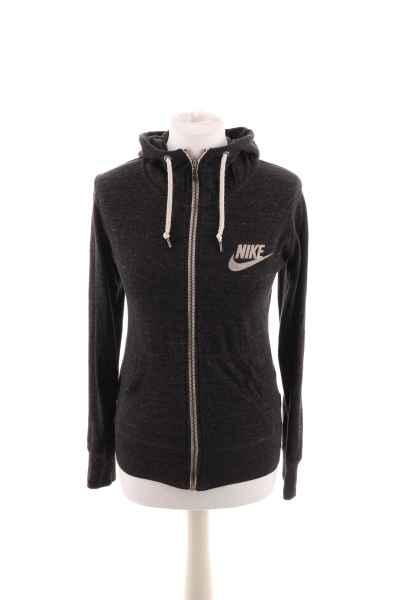 Sportliche Sweatshirt-Jacke