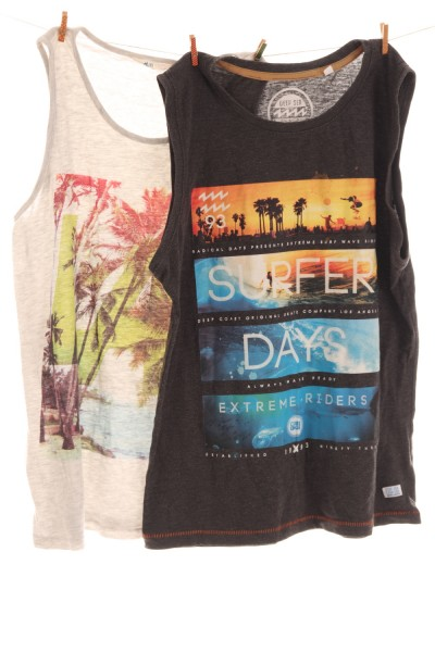 2er Set Shirts
