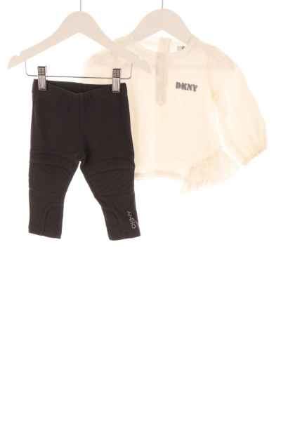 Baby Bluse und Leggings