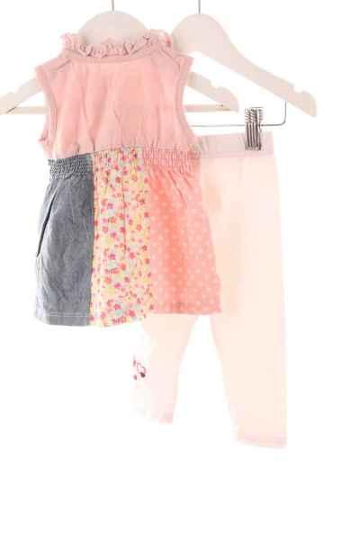 Baby Kleid mit Leggings