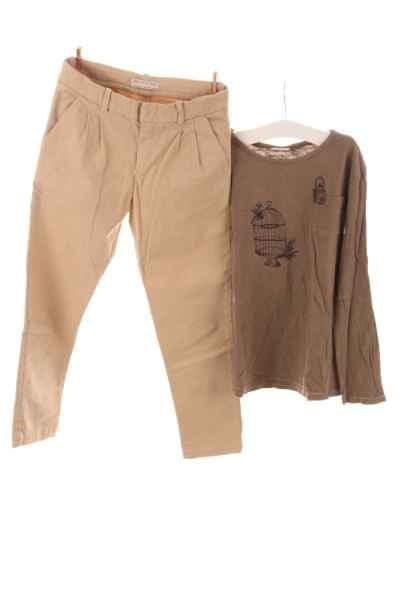 Hose und Shirt