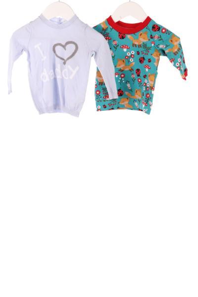 Baby Sweatshirt und Strickpullover