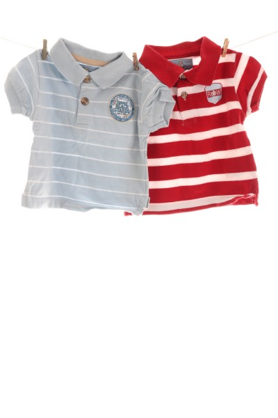 Doppelpack Poloshirts