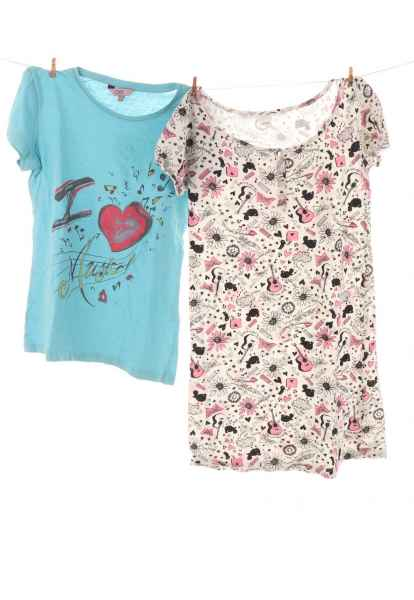 """T-Shirt und Kleid """"Music"""""""