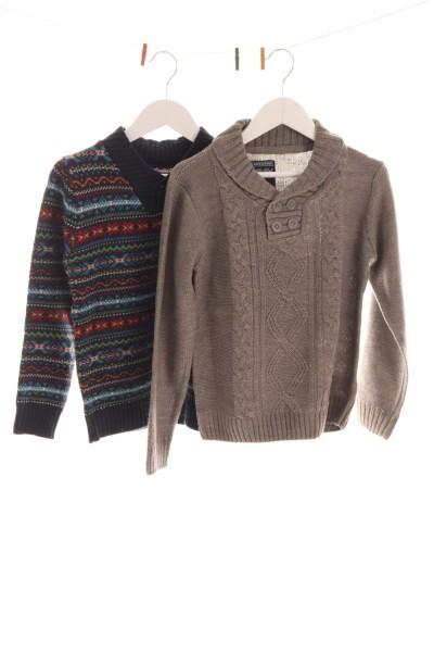 2er-Pack Pullover