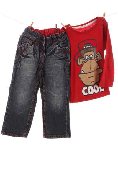 "Outfit ""Monkey Cool"""