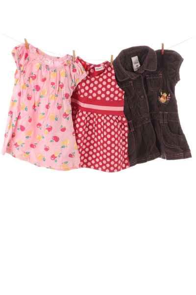 3er-Pack Kleider
