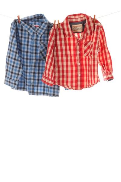 2er-Set Hemden