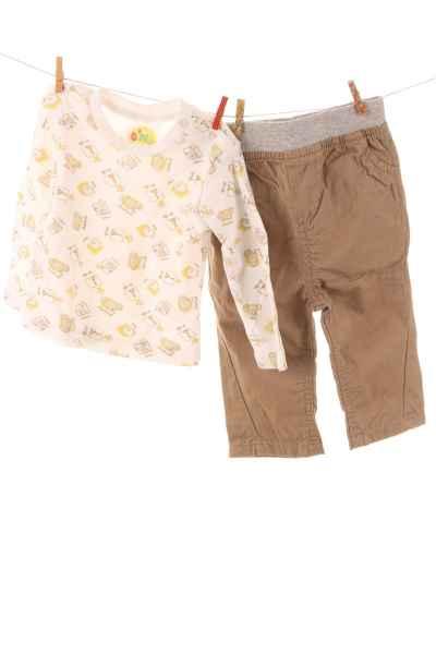 Shirt und Hose