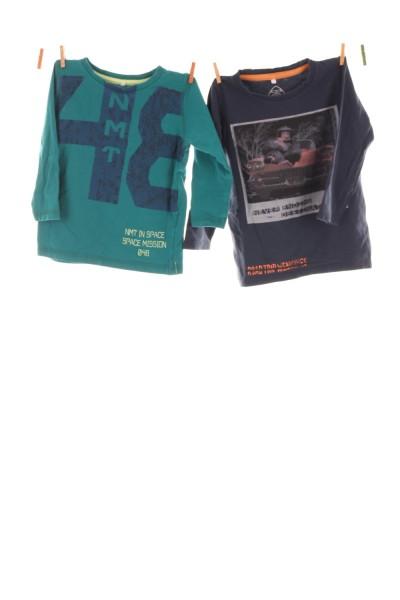 2er-Set Langarmshirt