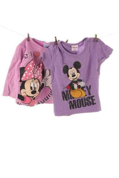 """Shirts """"Mickey und Minnie"""""""