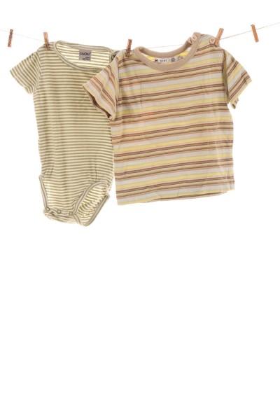 Body und T-Shirt