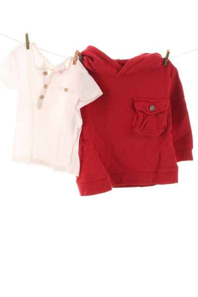 Shirt und Pullover