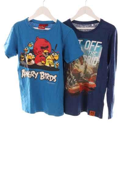 Kinder 2er-Set Shirts
