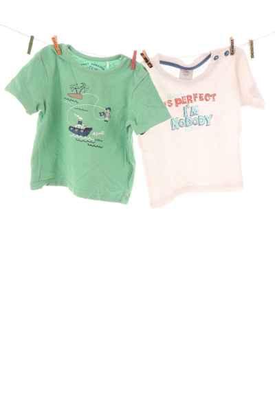 2er-Set T-Shirts