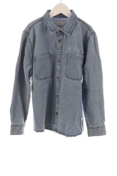 Kinder Jeans-Hemd