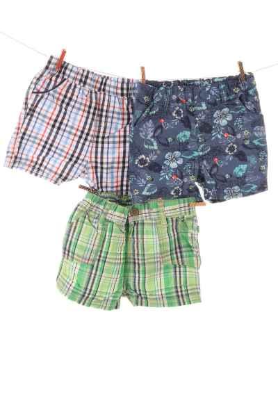 3er-Pack Shorts