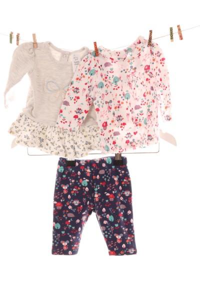 Kleidchen und Hose