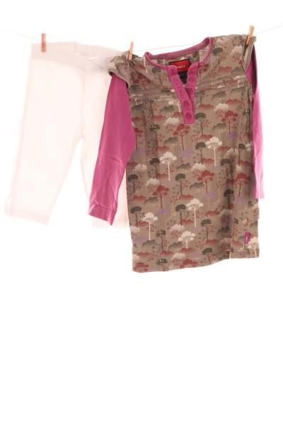 Hose und Kleid