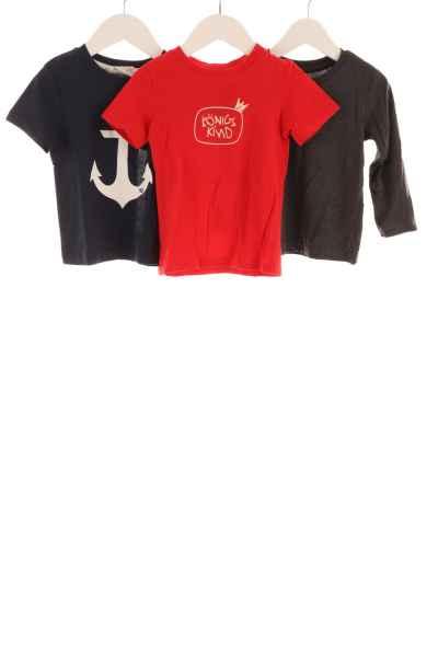 Kinder 3er-Pack T-Shirts