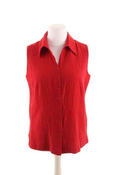 Sommerliche Polo-Bluse