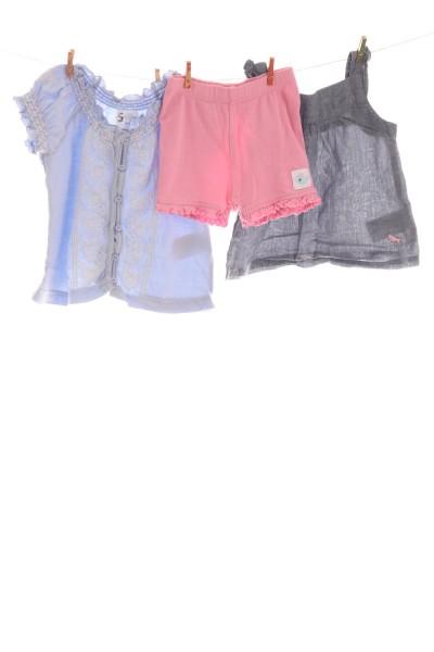 Shorts und Shirts
