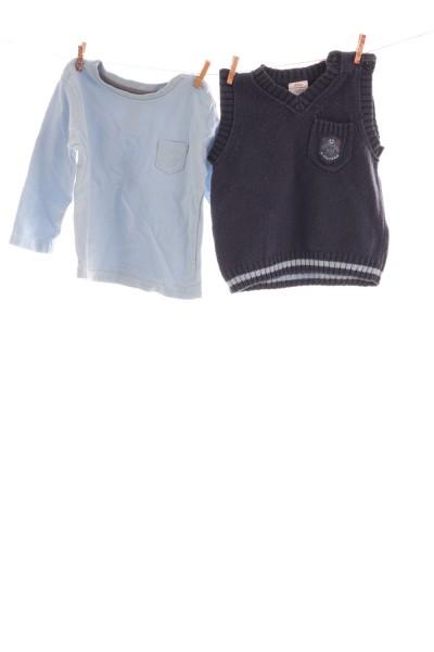 Shirt und Pullunder
